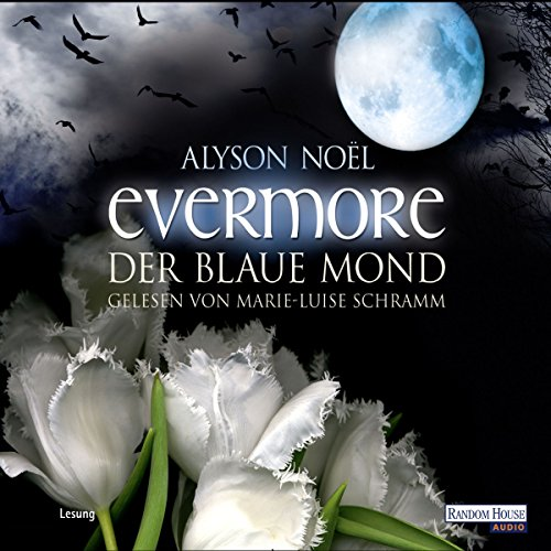 Der blaue Mond (Evermore 2)  Titelbild