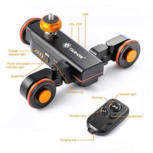 TARION『Y5D自動ドリー電動スライダー』