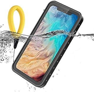 MeetJP iPhone Xs Max 防水 シェル バック カバー 保護 防水 弁護者 シェル 皮膚 保護者 プレミアム の iPhone Xs Max