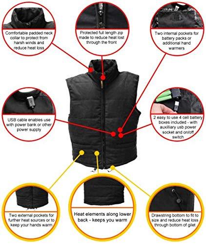 Warmawear beheizbare Weste - 5