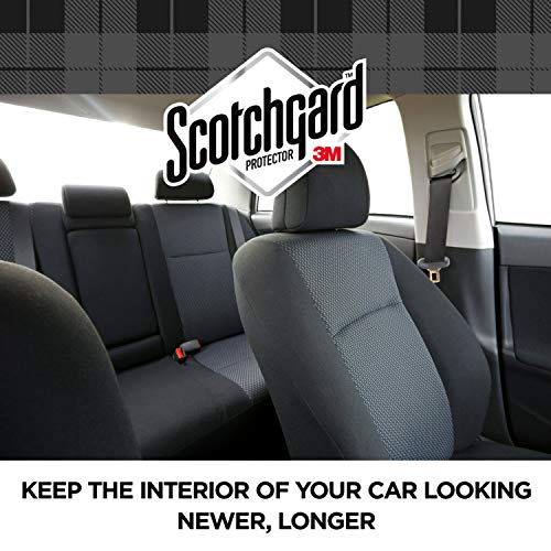 Scotchgard Auto Fabric & Carpet Water Shield, 20 Ounces (Two, 10 Ounce Cans)