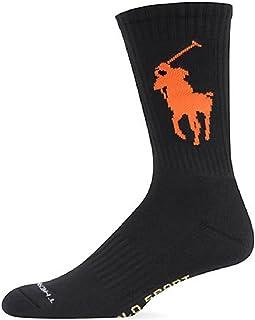 Polo Ralph Lauren Big Pony Athletic Crew Socks Size 10-13