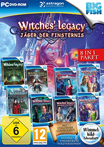 Witches Legacy: Jäger Der Finsternis 8in1 Bundle
