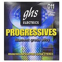 GHS ジーエイチエス エレキギター弦 PRM PROGRESSIVES - Medium