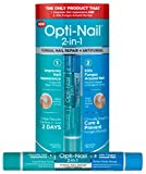 Opti-Nail 2-in-1 Fungal Nail Repair Plus Antifungal, Improves Nail Appearance and Kills Fungus Around Nail.