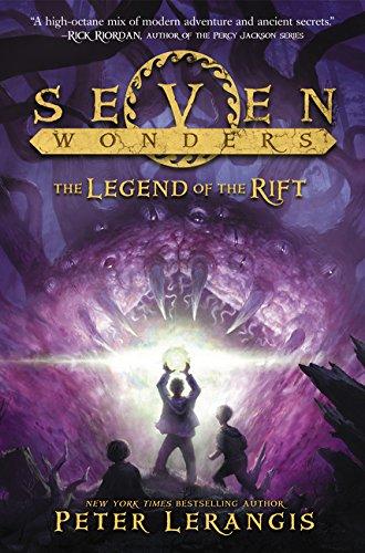 Seven Wonders Book 5: The Legend of the Rift (Seven Wonders, 5)