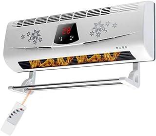 yankai Aire Acondicionado Portatil Enfriador Ventilador De Aire Acondicionado, Calentador LED De Pared Frío Y Caliente Doméstico, Adecuado para Sala De Baño