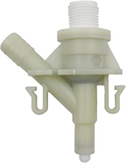 New Durable Plastic Water Valve Kit 385311641 for 300 310 320 series - for Sealand marine toilet replacement
