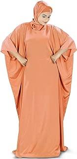 Women's Kaftan, Free Size Abaya, Dubai Islamic Dress, Muslim Maxi KF-001