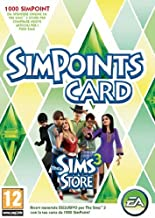 The Sims 3: Simpoints - Retail Card