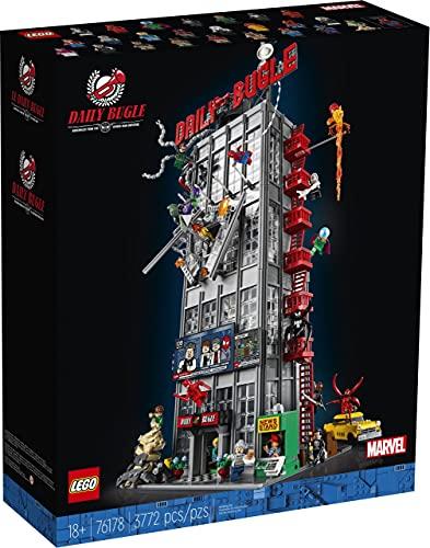 レゴ (LEGO) スーパー・ヒーローズ デイリー・ビューグル スパイダーマン 76178 流通限定商品
