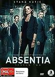 Absentia: Season 2 (3 Dvd) [Edizione: Stati Uniti]
