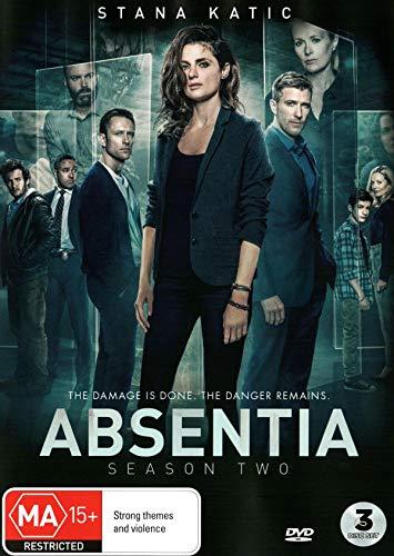 Absentia: Season 2 (3 Dvd) [Edizione: Stati Uniti] [Italia]