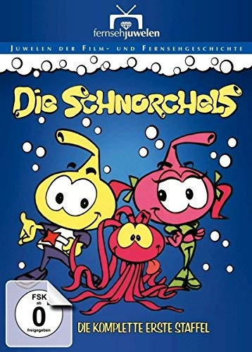 Die Schnorchels - Die Schlümpfe des Meeres (Staffel 1 Komplettbox)