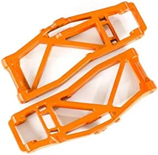 8999T - Suspension arms, Lower, Orange (Left and Right, Front or Rear) (2) (for use with #8995 WideMaxx Suspension kit)