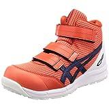 [アシックス] 安全靴/作業靴 ウィンジョブ CP203 JSAA A種先芯 耐滑ソール チェリートマト/インディゴブルー 26.5 cm