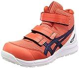 [アシックス] 安全靴/作業靴 ウィンジョブ CP203 JSAA A種先芯 耐滑ソール チェリートマト/インディゴブルー 26.0