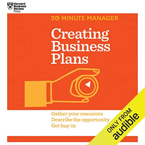 Creating Business Plans cover art