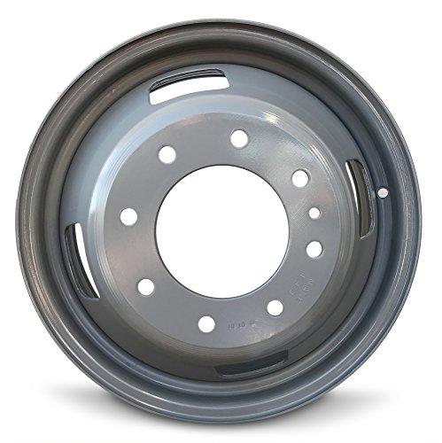 Road Ready Car Wheel For 2005-2019 Ford F350SD 17 Inch 8 Lug Gray Steel Rim Fits...