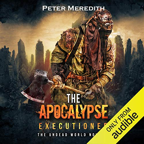The Apocalypse Executioner cover art