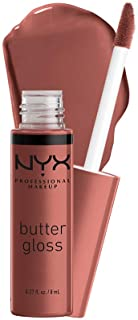 NYX Professional Makeup Butter Gloss, Praline 16