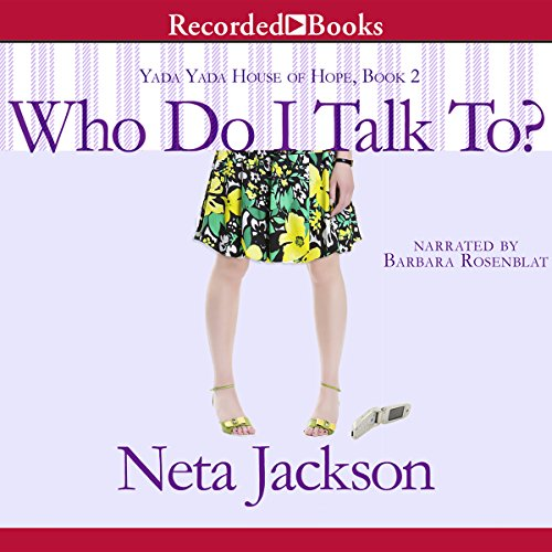 Who Do I Talk To? audiobook cover art