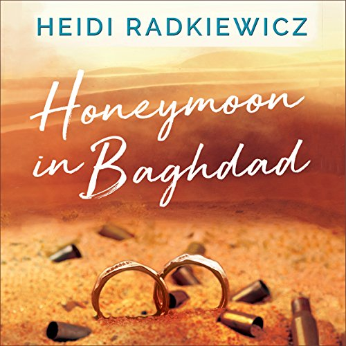 Honeymoon in Baghdad audiobook cover art