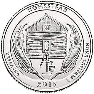 homestead nebraska quarter