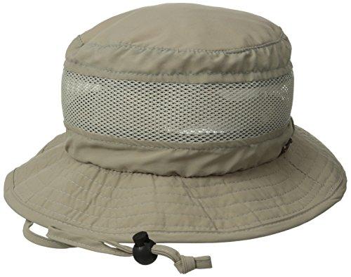 Stetson Men's Insect Shield Flap Boonie Hat, Khaki, X-Large -  Dorfman Pacific Co. Inc Men's Headwear, STC199-KAKI4