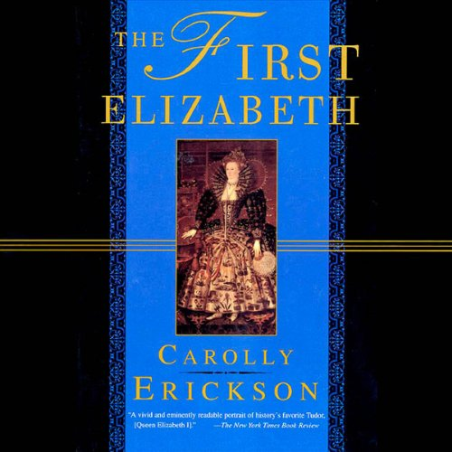 The First Elizabeth cover art
