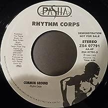 Common ground (1988/89) / Vinyl single [Vinyl-Single 7'']