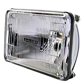 GE Lighting H4656NH Nighthawk Halogen Sealed Beam Automotive Headlight Bulb