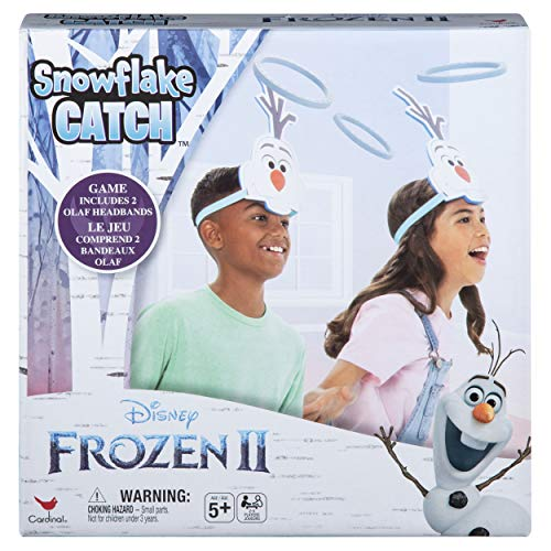 Disney Frozen 2, Snowflake Catch  Board Game for Kids