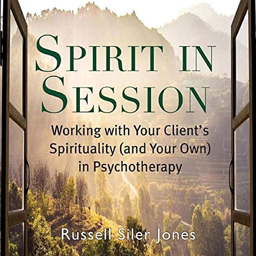 Spirit in Session audiobook cover art