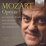 Mozart Operas: Le Nozze Di Figaro, Don Govanni, Cosi Fan Tutte, Flauto Magico...