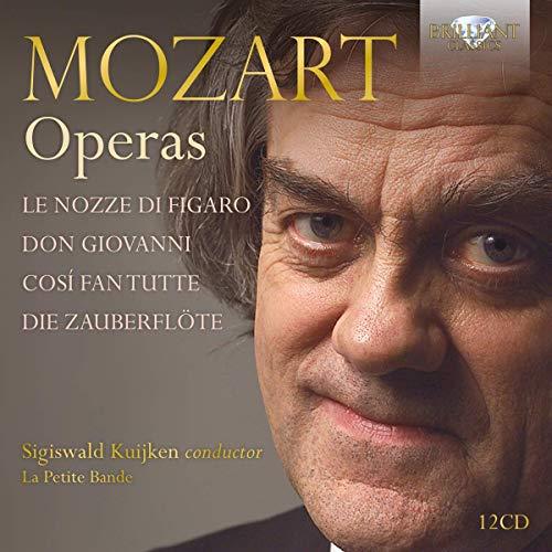 Mozart:Operas
