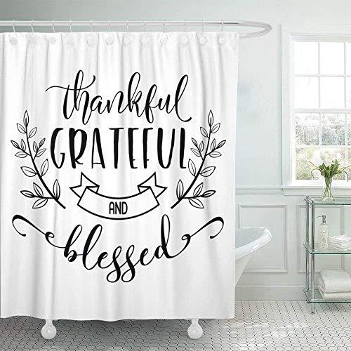 cortinas ducha letras