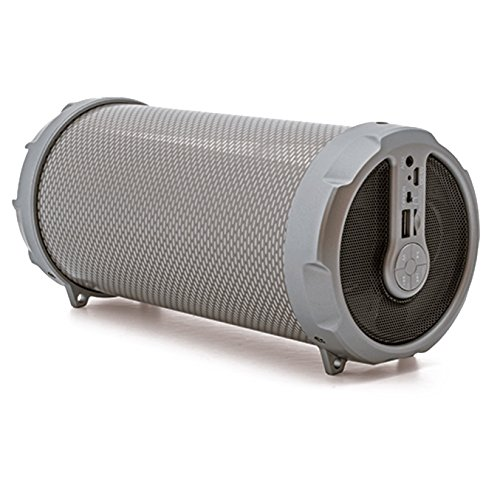 Altoparlanti Bluetooth Senza Fili Daewoo Dbt-51 USB Micro Sd Aux In 9W Grigio