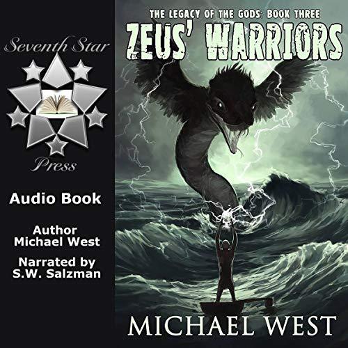 Zeus' Warriors  By  cover art