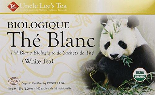 Organic White Tea 100 Bags