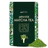 Matcha Té Verde en Polvo 50 g | Grado Culinario | Potentes antioxidantes, veganos y ayudan a perder peso |