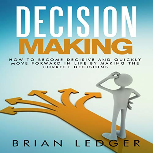 Decision Making audiobook cover art