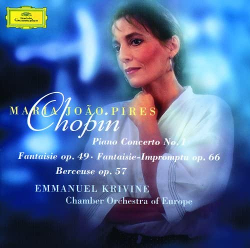 Maria João Pires, The Chamber Orchestra Of Europe & Emmanuel Krivine