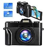 Best Digital Cameras - Digital Camera Vlogging Camera Video Camera 2.7K 30MP Review