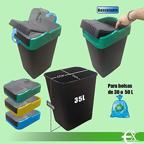 EUROXANTY Sistemas de clasificación de basura