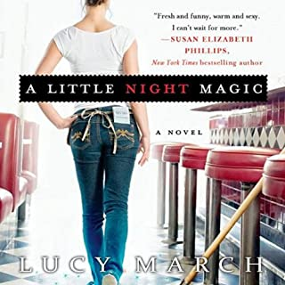 A Little Night Magic cover art