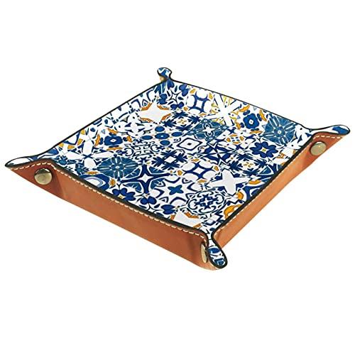 Cubo plegable de piel sintética con ruedas, para juegos de D y D, RPG, juegos de mesa o de escritorio, con llaves portuguesas