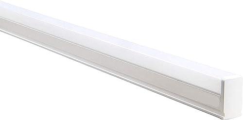 Saish Solutions 12 Volts 20 Watts DC Plastic LED 4 Feet Tube Light, with High Brightness (White)