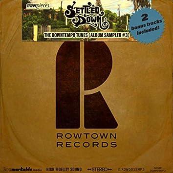Settled Down LP - The Downtempo Tunes (Album Sampler #3) (+ Bonus Tracks)