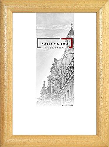 Holz-Bilderrahmen Parma, Bildformat: 29,7 x 42 cm (DIN A3), Natur, Echtglas